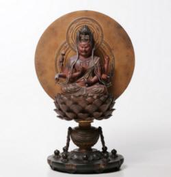 縁結びの仏像